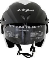 Vega Cruiser W/P Motorsports Helmet - M(White)