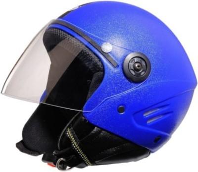 Speedking Sat-Blue Motorbike Helmet - M