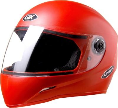 Saviour GTX Motorbike Helmet - M(Red)