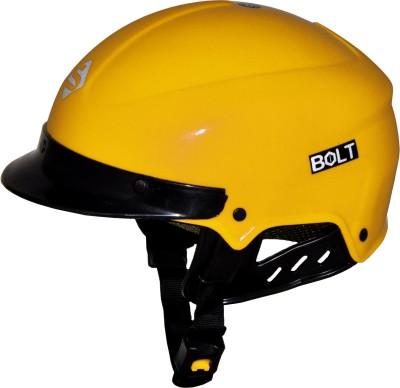 Saviour Bolt Matt Unisex Motorbike Helmet - M
