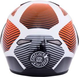 Fastrack HD02OR02 Motorbike Helmet - L
