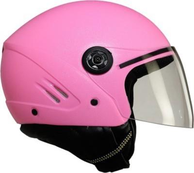 Speedking Stallion Half Face Motorbike Helmet - M