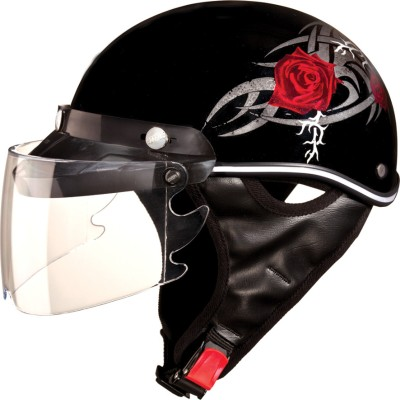 Studds Sporting Troy Motorsports Helmet - L
