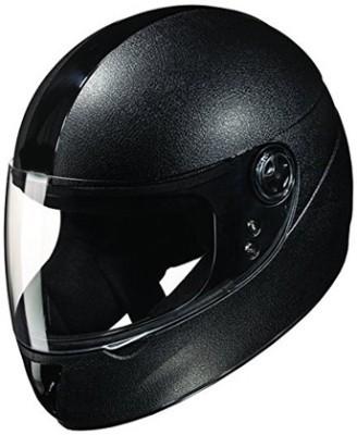 Pik-Up Full Face ISI Black Motorbike Helmet - M