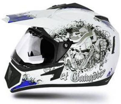Vega GANGSTER Motorsports Helmet - M