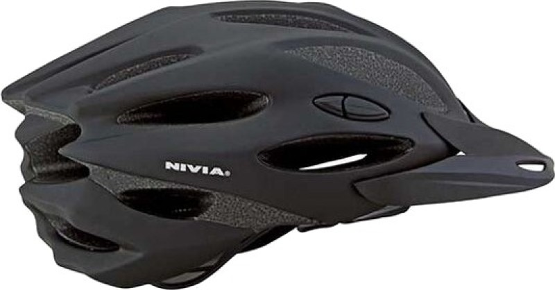 Nivia Premier Skate Adjustable Skating Helmet(Black)