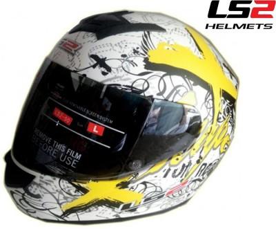 LS2 Reality Motorsports Helmet - L
