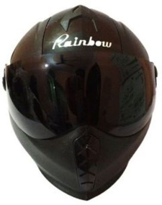 Format Rainbow Motorbike Helmet - M
