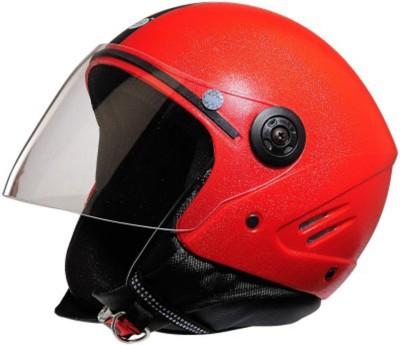 Speedking Sas-Stall-Red Motorbike Helmet - M