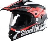 Steelbird 42 Airborne Motorbike Helmet (...