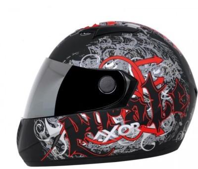 Vega axor pirate Motorbike Helmet - L