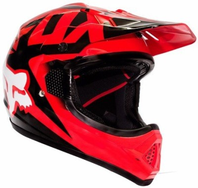 Fox Racing MOTOCROSS 2016 VF1 - S Motorsports Helmet - S