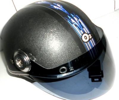 TWP Ruff & Tuff Mini Cap Motorsports Helmet - M