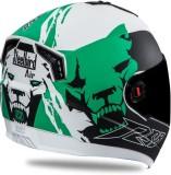 Steelbird Air Beast Motorbike Helmet (Gl...