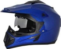 Vega Off Road D/V Motorsports Helmet - L(Gloss Blue)
