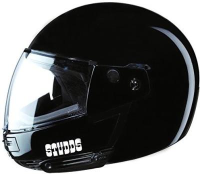 Studds Ninja Pastel Plain Motorbike Helmet - XL