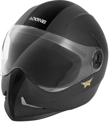 Steelbird SB 50 Adonis Classic Motorbike Helmet - L