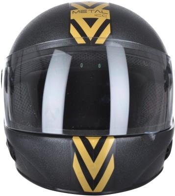 Saviour Metal ICC Motorbike Helmet - M