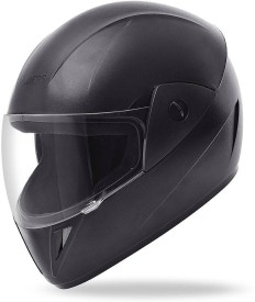 Gliders Jazz Plain Motorbike Helmet - M