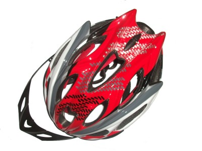 Dr.Bike USA Cycling Helmet Red Cycling, Skating Helmet - M