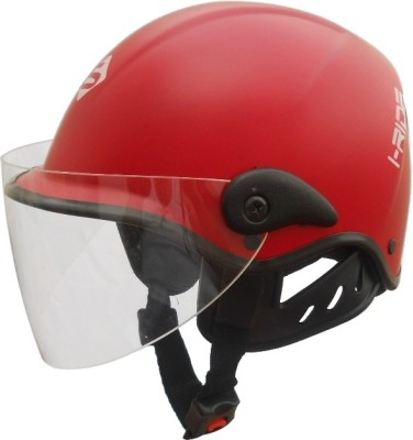 Saviour I-Ride Matt Unisex Sport Motorbike Helmet - M