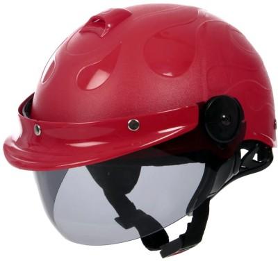 AutoKraftZ Bikerz Helmet_03 Motorbike Helmet - M