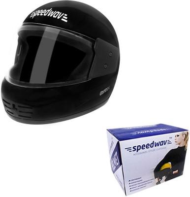 Speedwav 62718 Motorbike Helmet - M