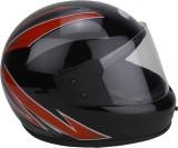Stranger rayena Motorbike Helmet (red bl...