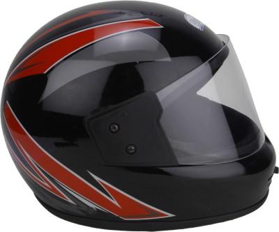 Stranger rayena Motorbike Helmet - L(red black)