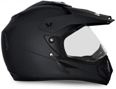 Vega OFF ROAD DULL BLACK� Motorbike Helmet - M