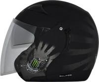 Vega Eclipse Monster Army Motorsports Helmet - L