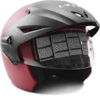 Vega Cruiser W/P Motorsports Helmet - M(Dull Red)