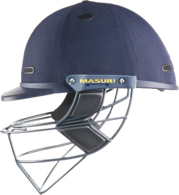 Masuri Vision Series Elite - Titanium Grill - Small Mens Cricket Helmet - S