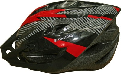 Adraxx outmould cycling helmet with LED Cycling Helmet - M