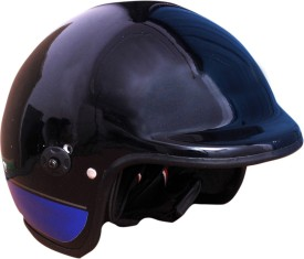 TECH YUG Lionstar small Motorbike Helmet - M