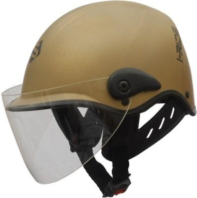 Saviour I-Ride Matt Unisex Motorbike Helmet - M