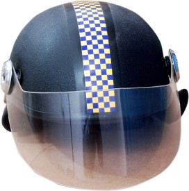 TECH YUG Run Motorbike Helmet - S