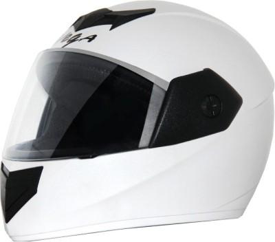 Vega Cliff Air Motorsports Helmet - M(White)