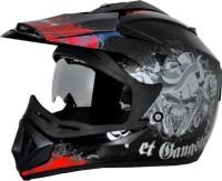 Vega Off Road D/V Gangster Motorsports Helmet - M