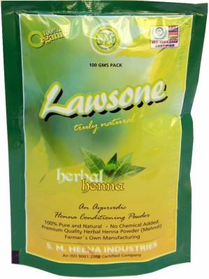 Lawsone Herbal Henna