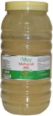 Naturz Ayurveda Mehandi powder - 1 kg(1000 g)
