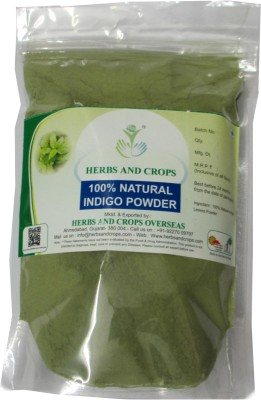 Herbs And Crops Natural Indigo Powder(227 g)