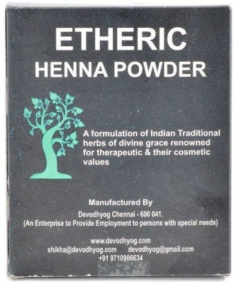 Etheric Herbal Henna Powder