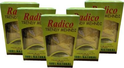 Radico Trendy Mehndi (Set Of 5)