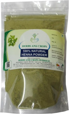 Herbs And Crops Natural Henna Powder