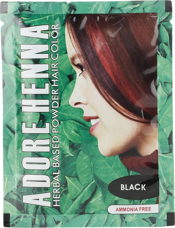 Adore Henna Pure Mehendi Black(50 g)