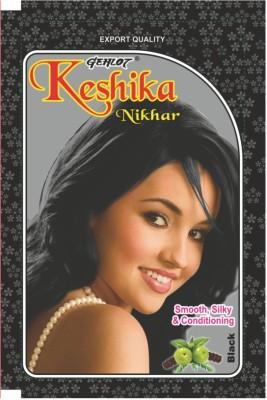 Gehlot Keshika Nikhar Black