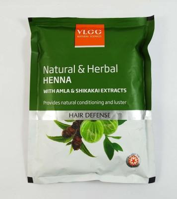 Vlcc Natural Sciences Natural & Herbal Henna