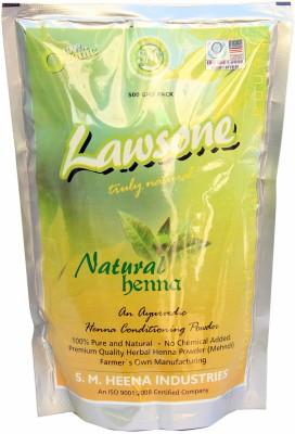 Lawsone Natural Henna