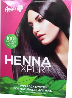 Anoo,S Henna Xpert Natural